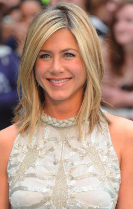 Jennifer Aniston, Great Hair