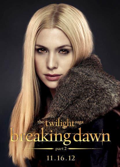 New Breaking Dawn Vampire