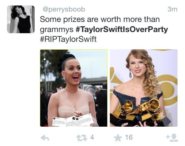 Grammys vs. Fans