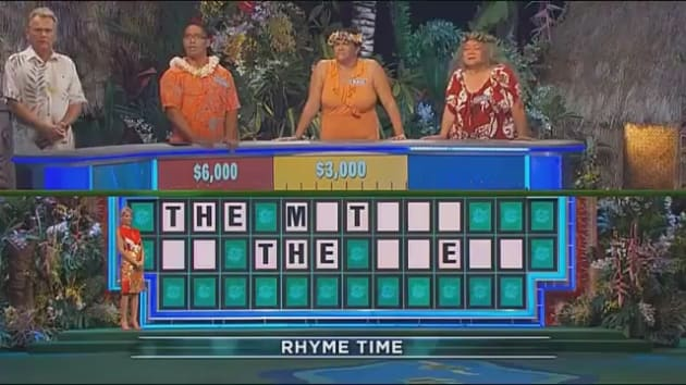 Wheel Of Fortune Fail The Hollywood Gossip