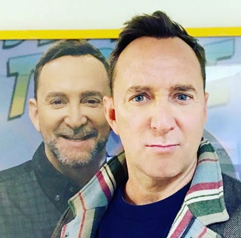 Clinton Kelly, Seeing Double