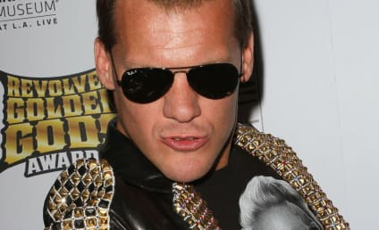 Chris Jericho Suspended by WWE for Brazilian Flag Stunt
