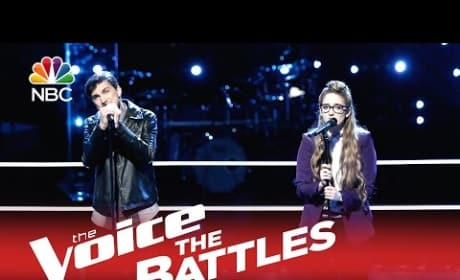 Chase Kerby vs. Korin Bukowski (The Voice Battle Round)