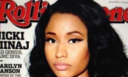 Nicki Minaj: Boobs on Full Display For Rolling Stone!