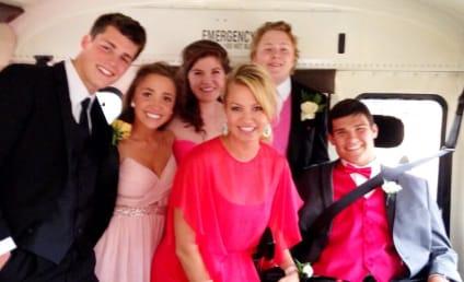 Michelle Beadle Attends Prom with Jack Jablonski, Paralyzed Minnesota Hockey Player