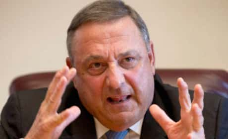 Paul LePage Voicemail to Maine Lawmaker: Prove I'm Racist, You Socialist C--ks--ker!