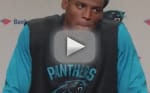Cam Newton Laughs at Female Reporter, Gets Roasted on Social Media