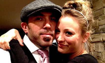 Kaley Cuoco and Josh Resnik: Engaged!