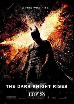 The Dark Knight Rises Promotional Photo