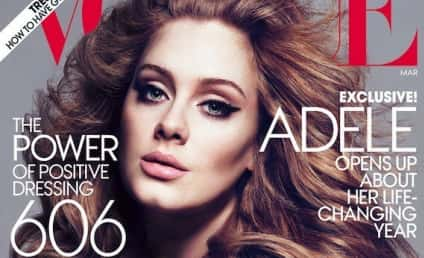 Adele Craves Sex, Loves Alec Baldwin