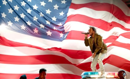 Kendrick Lamar: Slammed for BET Awards Performance