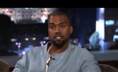 Kanye West on Jimmy Kimmel Live (Part 3)
