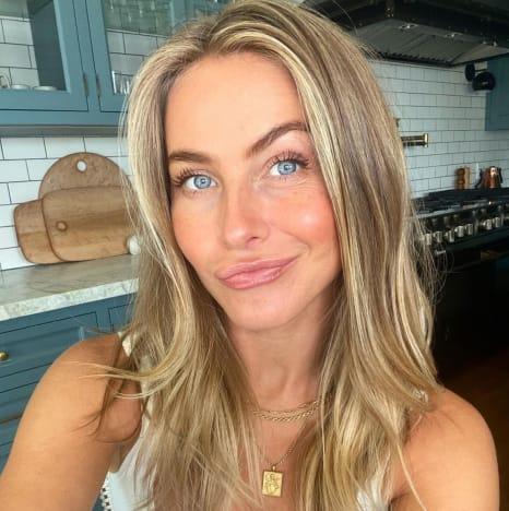 Julianne Hough in 2021