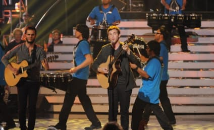 """Phillip Phillips """"Doing Well,"""" To Participate in Full American Idol Tour"""