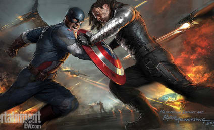 Captain America: The Winter Soldier Concept Art Shows Old Friends Becoming New Foes