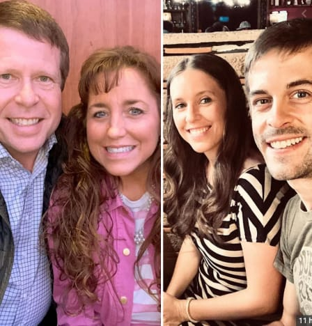 Jim Bob and Michelle Duggar: We're Praying to Make Up with Jill!
