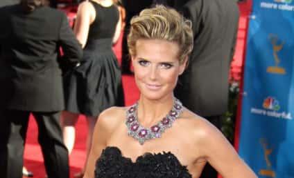 Emmy Awards Face-Off: Heidi Klum vs. Claire Danes