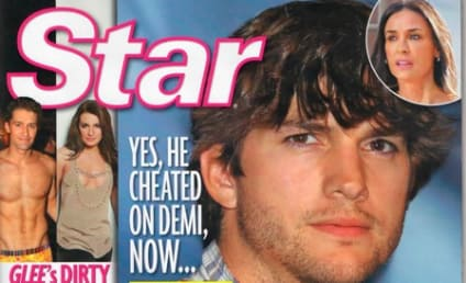 Brittney Jones on Ashton Kutcher Divorce: Told You So!