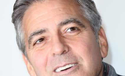 """George Clooney BLASTS The Daily Mail for False, """"Dangerous"""" Amal Alamuddin Story"""