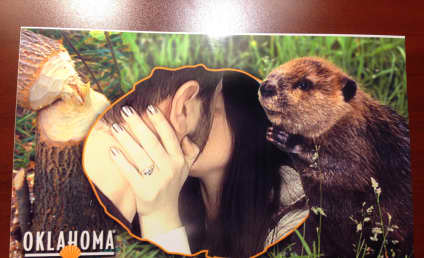 Girlfriend Surprised by Wedding Proposal, Posts Hilarious Photo Booth Pic