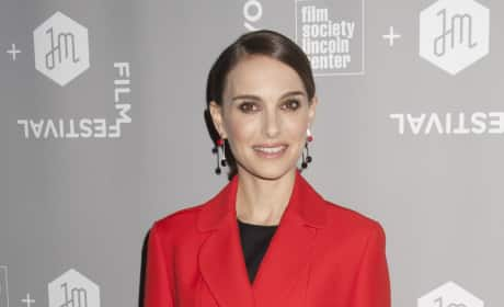 Natalie Portman: 'A Tale of Love and Darkness' Screening