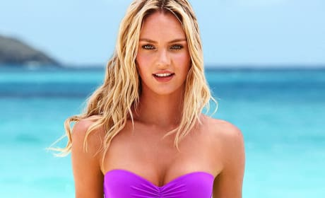 Candice Swanepoel Swimsuit Photo
