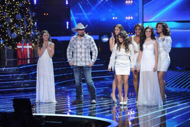 X Factor Season 2 Finalists