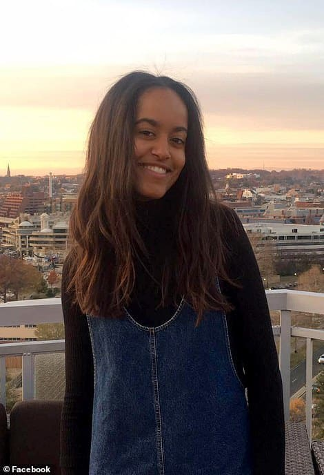 Barack Obama Age: Malia Obama: Caught Drinking Wine! At Only 20 Years Old