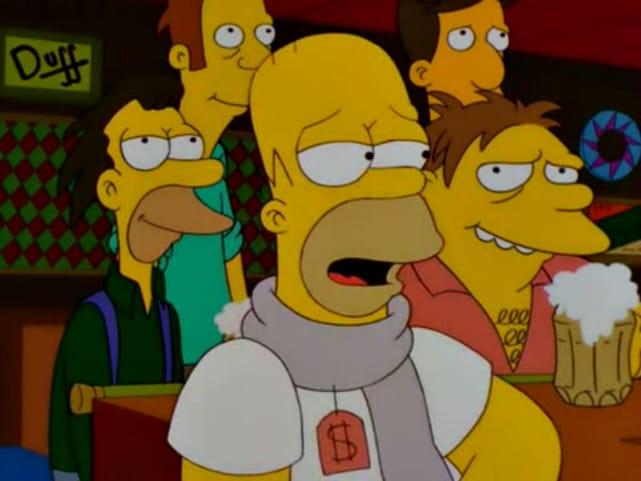Homer to the Max (Season 10)