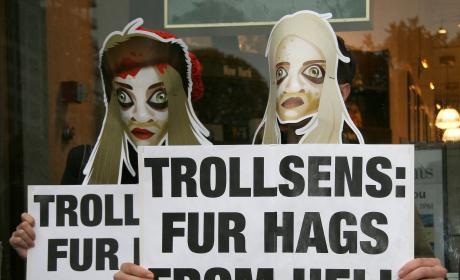 PETA Hates Olsen Twins
