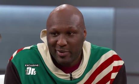 Lamar Odom on Khloe Kardashian: I Want My Wife Back!