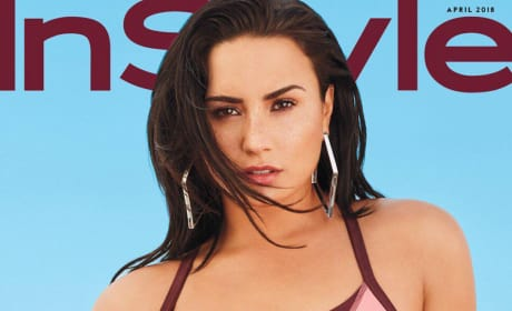 Demi Lovato for InStyle