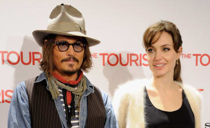 Angelina Jolie Divorce Shocker: Is Johnny Depp Involved?!