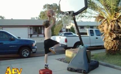 Basketball Fail Mashup: The Ultimate Backyard Blooper Reel