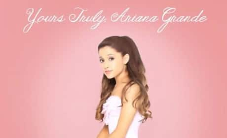 Is this Ariana Grande album cover too racy?