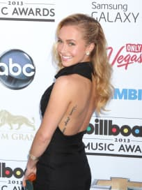 Hayden Panettiere at Billboard Music Awards