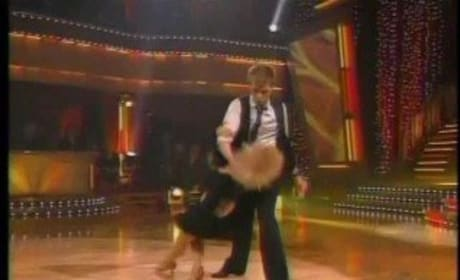 Cody Linley and Julianne Hough: The Jive