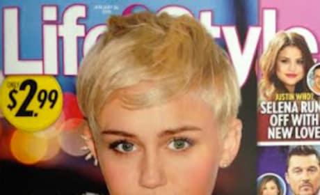 Miley Cyrus Pregnant, Dumped