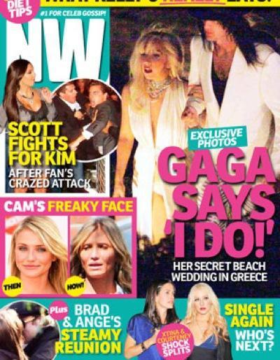 Married Gaga?