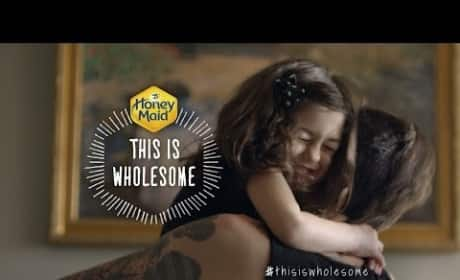 Honey Maid Wholesome Commercial