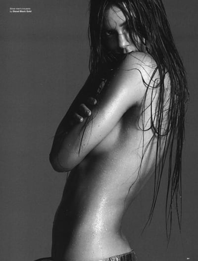 Kendall Jenner Topless Pic
