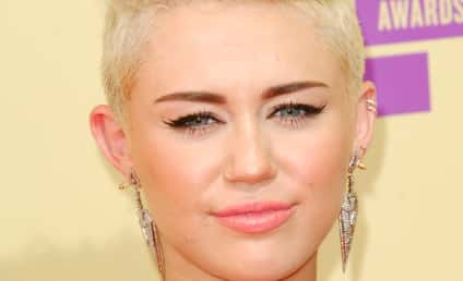 Miley Cyrus vs. Pink: Celebrity Mohawk-Off!