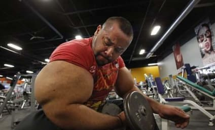 Real-Life Popeye Arms: Moustafa Ismail Insists Guns Are All-Natural