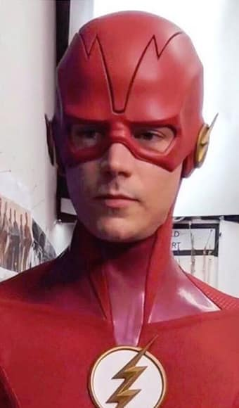 The Flash Costume Photo Leak