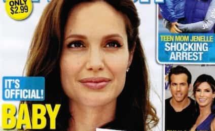Angelina Jolie: (Not) Expecting Baby No. 7!!!