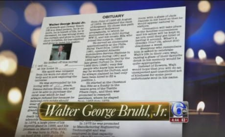 Delaware Man Pens Own Obituary