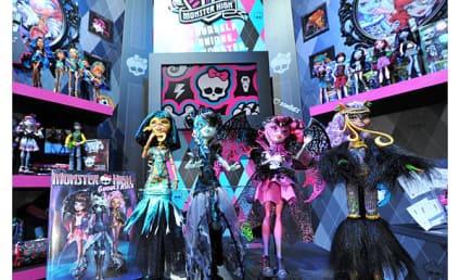Goth Barbie Sales Soar, Regular Barbie Loses Popularity