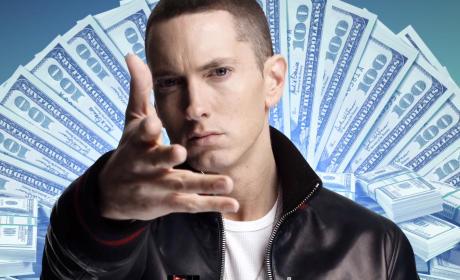 Eminem Music Video Still