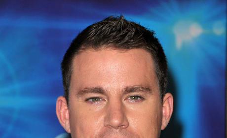 Do you want to see Channing Tatum as Christian Grey?