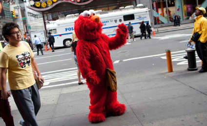 Evil Elmo Arrested for Attempted Girl Scout Extortion